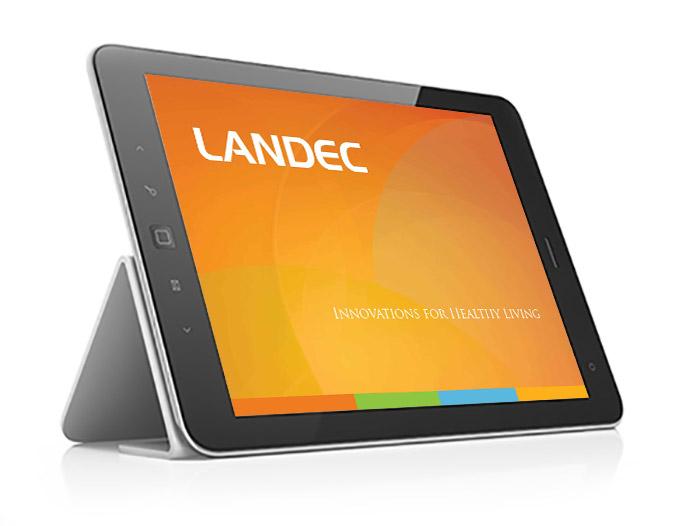 LANDEC_IPAD