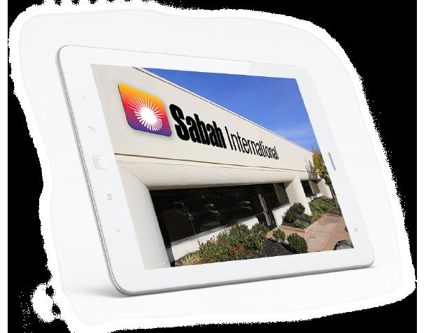 Sabah-on-Tablet